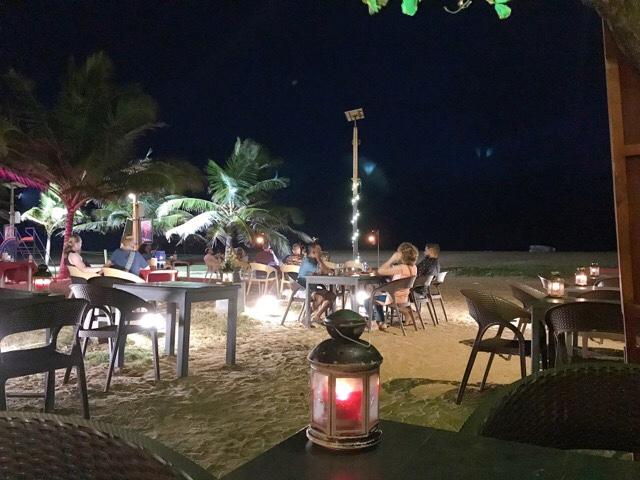 ネゴンボのレストラン
