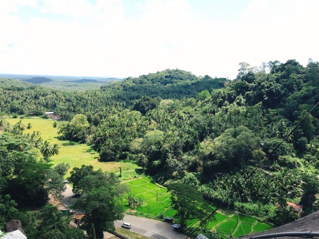 Sri Lanka Jasmine Tours & Drivers スリランカジャスミンツアーズ撮影。 マルキリガラ寺院 マルキリガラ遺跡 ムルキリガラ から見る景色